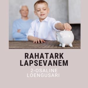 Rahatark lapsevanem